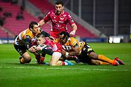 2019-11-02 Scarlets v Cheetahs