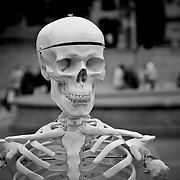 Skeleton, London, England (May 2007)