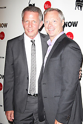© Licensed to London News Pictures. 20/08/2013. LONDON. Wayne Larue Smith & Dan Skahen,   Any Day Now Gala Screening , Apollo Piccadilly Circus, London UK, 20 August 2013. Photo credit : Brett D. Cove/Piqtured/LNP