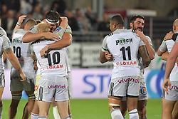 September 20, 2018 - France - Joie des Breviste qui remporte le match (Credit Image: © Panoramic via ZUMA Press)