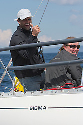 Final days' racing at the Silvers Marine Scottish Series 2016, the largest sailing event in Scotland organised by the  Clyde Cruising Club<br /> <br /> Racing on Loch Fyne from 27th-30th May 2016<br /> <br /> Sigma 33 class, winner, GBR8856Y, Mayrise, James Miller, Helensburgh SC<br /> <br /> Credit : Marc Turner / CCC<br /> For further information contact<br /> Iain Hurrel<br /> Mobile : 07766 116451<br /> Email : info@marine.blast.com<br /> <br /> For a full list of Silvers Marine Scottish Series sponsors visit http://www.clyde.org/scottish-series/sponsors/