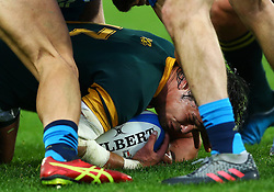 November 19, 2016 - Rome, Italy - Francois Venter (S)  during the international match between Italy v South Africa at Stadio Olimpico on November 19, 2016 in Rome, Italy. (Credit Image: © Matteo Ciambelli/NurPhoto via ZUMA Press)