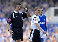 Photo: Ashley Pickering.<br /> Ipswich Town v Derby County. Coca Cola Championship. 14/04/2007.<br /> Referee Mr I Williamson