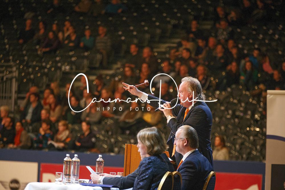 KWPN Select Sales <br /> KWPN Stallion Selection - 's Hertogenbosch 2014<br /> © Dirk Caremans