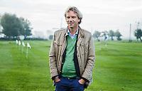 NOORDWIJK - Eigenaar Marcel Menger van Golfcentrum Noordwijk. COPYRIGHT KOEN SUYK