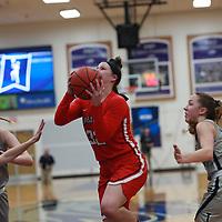 Women's Basketball: Benedictine University (Illinois) Eagles vs. Trine University Thunder