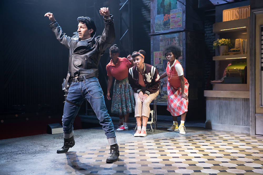 Storyhouse production of Little Shop of Horrors.