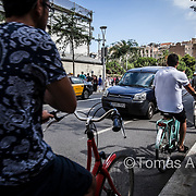 Among the most commonly mentioned complaints by the locals is the un-civic behaviour of some tourists. Tourists on rented bikes driving in the wrong direction.