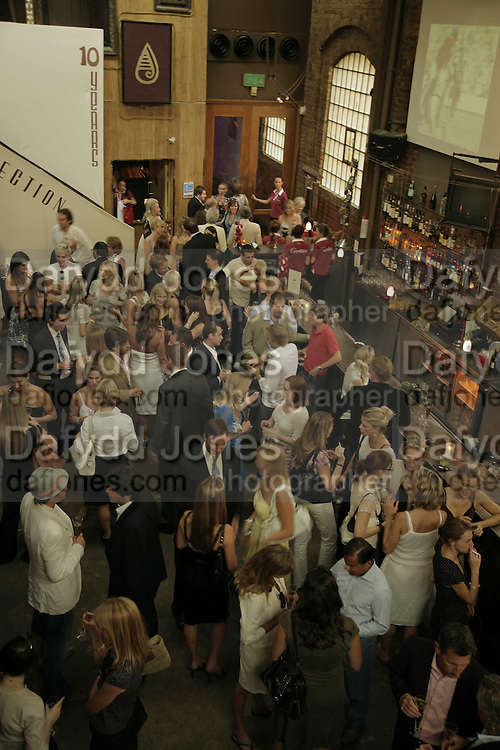 The Room, Cartier Polo Players Party, The Collection, 264 Brompton Road, London, SW3, 25 July 2006. ONE TIME USE ONLY - DO NOT ARCHIVE  © Copyright Photograph by Dafydd Jones 66 Stockwell Park Rd. London SW9 0DA Tel 020 7733 0108 www.dafjones.com