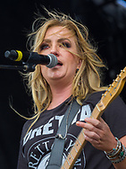 Clare Dunn featured performer on the GMC Sierra Stage during the Citadel Country Spirit USA music festival.<br /> <br /> <br /> For three days in August, country music fans celebrated at the Citadel Country Spirit USA music festival, held on the Ludwig's Corner Horse Show Grounds.