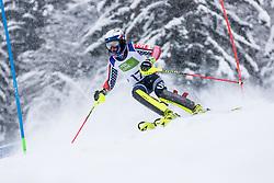 Walsh Thomas C of USA during Slalom race at 2019 World Para Alpine Skiing Championship, on January 23, 2019 in Kranjska Gora, Slovenia. Photo by Matic Ritonja / Sportida