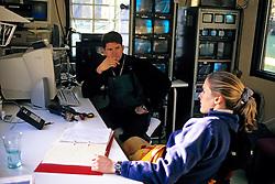 Mark & Kelly In Bay Pen Office