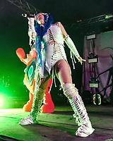 Ashnikko at the Reading Festival 2021 photo by Mark anton Smith