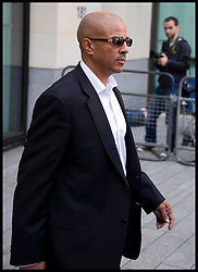 Rebekah Brooks' former chauffeur Paul Edwards leaves Westminster Magistrates Court, Wednesday June 13, 2012.Photo by Andrew Parsons/i-Images..All Rights Reserved ©Andrew Parsons/i-Images .See Special Instructions