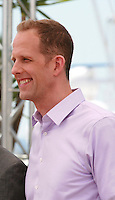 Director Pete Docter at the Inside Out film photo call at the 68th Cannes Film Festival Monday May 18th 2015, Cannes, France.