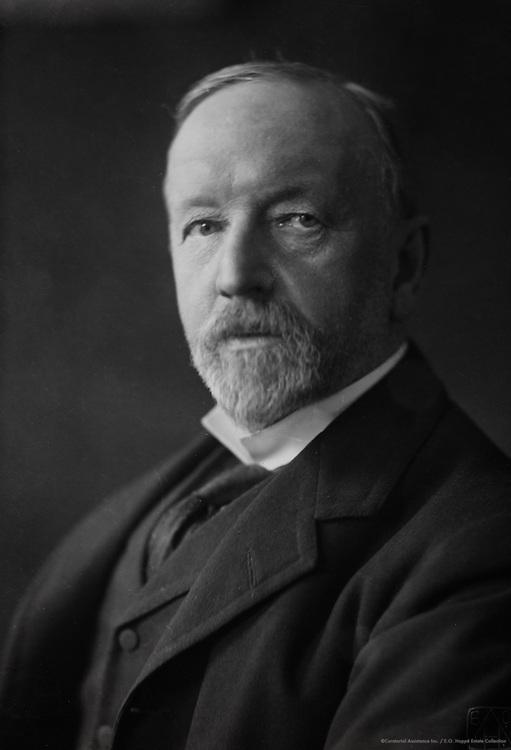 Henry Arthur Jones, dramatist, England, UK, 1916