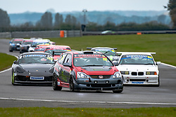 David Vincent pictured while competing in the 750 Motor Club's Roadsports Series. Picture taken at Snetterton on October 17, 2020 by 750 Motor Club photographer Jonathan Elsey