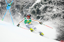 Frederik Norys of Germany competes during 1st run of Men's GiantSlalom race of FIS Alpine Ski World Cup 57th Vitranc Cup 2018, on March 3, 2018 in Kranjska Gora, Slovenia. Photo by Ziga Zupan / Sportida