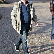 NLD/Amsterdam/20120127 - Uitvaart Jeroen Soer, Jeroen van Inkel