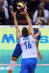 OSMANY JUANTORENA<br /> <br /> Italy vs Slovenia<br /> Volleyball men's world championship <br /> Florence September 18, 2018