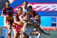 Huddersfield Giants v Catalans Dragons 030421