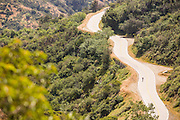Scenic Glendora Mountain Ridge Road