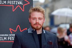 "Jack Lowden, on the red carpet at the Edinburgh International Film Festival world Premier of ""England is Mine"" at Edinburgh's Festival Theatre. Sunday, 2nd July, 2017(c) Brian Anderson | Edinburgh Elite media"