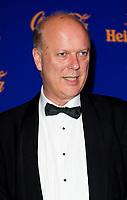 Chris Grayling, Seen arriving on red carpet for the British Curry Awards, at Evolution Battersea park London. 25.11.19