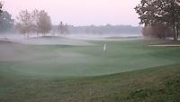 EEMNES - Avond Mist . Hole 9 . Goyer Golf & Country Club. Copyright Koen Suyk