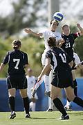 2006 FAU Women's Soccer vs Troy, October 15, 2006.