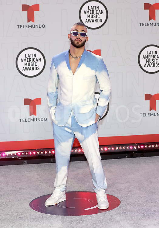 """2021 LATIN AMERICAN MUSIC AWARDS -- """"Red Carpet"""" -- Pictured: Manuel Turizo at the BB&T Center in Sunrise, FL on April 15, 2021 -- (Photo by: Aaron Davidson/Telemundo)"""