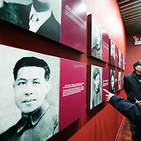 China,Shanghai ,maart 2008..Mao-Route. Communististische jeugdbeweging gebouw met Museum Oprichtingsconferentie Chinese Communistische Partij. Museum of the First National Congress of the Chinese Communist Party.