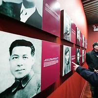 China,Shanghai ,maart 2008..Mao-Route. Communististische jeugdbeweging gebouw met Museum Oprichtingsconferentie Chinese Communistische Partij. Museum of the First National Congress of the Chinese Communist Party.