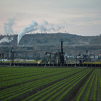 Oil and Agriculture | San Ardos Oil Fields | Climate Stories | Conservation Photographer <br /> <br /> Drew Bird Photography <br /> San Francisco Freelance Photographer <br /> Have Camera. Will Travel.
