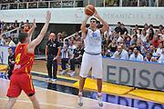 Trento 27 Luglio 2012 - Trentino Basket Cup - Italia Montenegro - <br /> Nella Foto : ANDREA CINCIARINI<br /> Foto Ciamillo/M.Gregolin