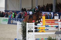 Chugg Chris, (AUS), Cristalline<br /> CSI4* Grand Prix DKB-Riders Tour<br /> Horses & Dreams meets Denmark - Hagen 2016<br /> © Hippo Foto - Stefan Lafrentz