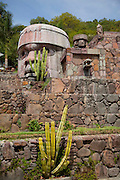 Monte Coxala Spa Ecologico, Ajijic, Lake Chapala, Jalisco, Mexico