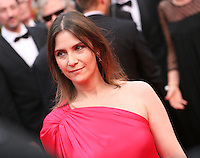Actress Geraldine Pailhas at the the Grace of Monaco gala screening and opening ceremony red carpet at the 67th Cannes Film Festival France. Wednesday 14th May 2014 in Cannes Film Festival, France.