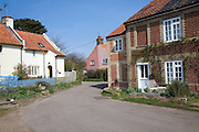 Village houses Walberswick, Suffolk
