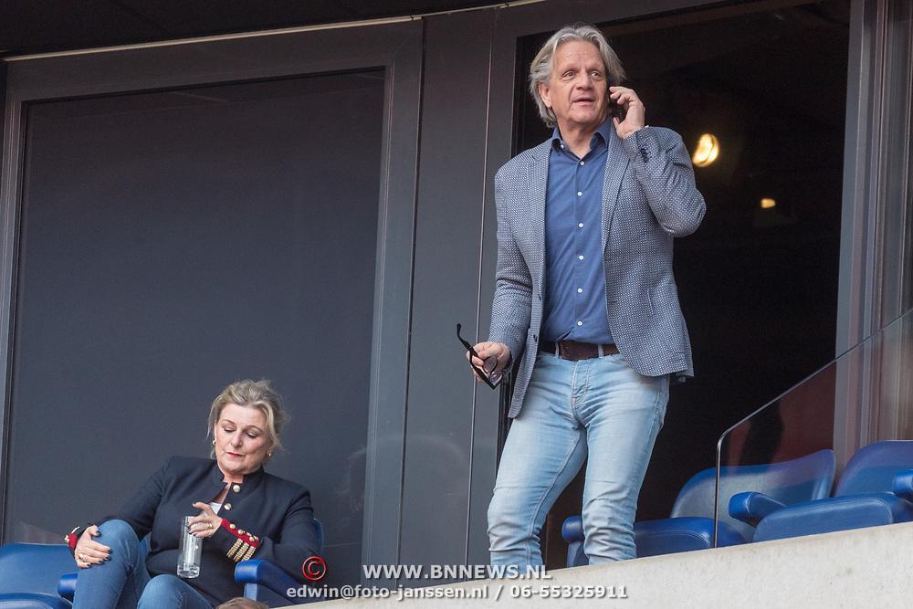 NLD/Amsterdam/20180408 - Ajax - Heracles, makelaar Jacques Walch