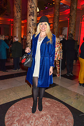 Meredith Ostrom at the Mary Quant VIP Preview at The Victoria & Albert Museum, London, England. 03 April 2019. <br /> <br /> ***For fees please contact us prior to publication***