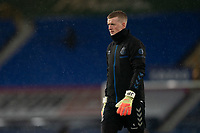 Football - 2020 / 2021 League Cup - Quarter-Final - Everton vs Manchester United - Goodison Park<br /> <br /> <br /> Everton Jordan Pickford<br /> <br /> COLORSPORT/TERRY DONNELLY