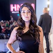 NLD/Amsterdam/20171030 - Holland Next Top Model 2017 finale, Anna Nooshin