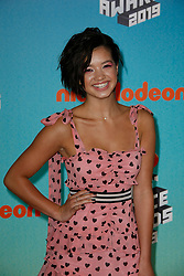 March 23, 2019 - Los Angeles, CA, USA - LOS ANGELES, CA - MARCH 23: Peyton Elizabeth Lee attends Nickelodeon's 2019 Kids' Choice Awards at Galen Center on March 23, 2019 in Los Angeles, California. Photo: CraSH for imageSPACE (Credit Image: © Imagespace via ZUMA Wire)