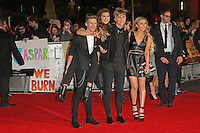 Only The Young, The Hunger Games: Mockingjay Part 1 - World Film Premiere, Leicester Square, London UK, 10 November 2014, Photo by Richard Goldschmidt