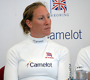 Reading, Great Britain, GBR W4X, Debbie FLOOD, GB Rowing 2007 World Rowing Championship Team Announcement at the Rowing Training centre, Caversham, ENGLAND 19/07/2007  [Mandatory Credit Peter Spurrier/ Intersport Images] , Rowing course: GB Rowing Training Complex, Redgrave Pinsent Lake, Caversham, Reading