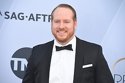 January 27, 2019 - Los Angeles, California, U.S - DARREN GOLDSTEIN during silver carpet arrivals for the 25th Annual Screen Actors Guild Awards, held at The Shrine Expo Hall. (Credit Image: © Kevin Sullivan via ZUMA Wire)