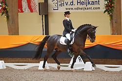 De Jongh Kimberley (NED) - Inspekteur<br /> KNHS Indoorkampioenschappen 2010<br /> © Hippo Foto - Leanjo de Koster