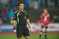 Fotball<br /> 1. November 2014<br /> Toppserien<br /> Arna Idretspark<br /> Arna Bjørnar v Røa<br /> Dommer Svein Tore Sinnes<br /> Foto Astrid M. Nordhaug
