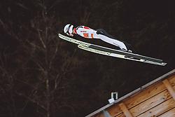 04.03.2021, Oberstdorf, GER, FIS Weltmeisterschaften Ski Nordisch, Oberstdorf 2021, Herren, Skisprung HS137, Qualifikation, im Bild Andrzej Stekala (POL) // Andrzej Stekala of Poland during qualification for the ski jumping HS137 competition of FIS Nordic Ski World Championships 2021 in Oberstdorf, Germany on 2021/03/04. EXPA Pictures © 2021, PhotoCredit: EXPA/ JFK